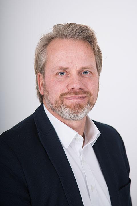 Portrait von Thomas Röhr